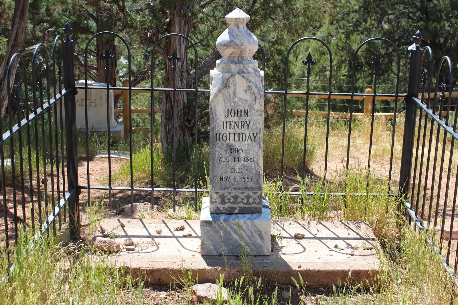 Wyatt Earp clipart burial Holliday's Johnny doc Gallery Of