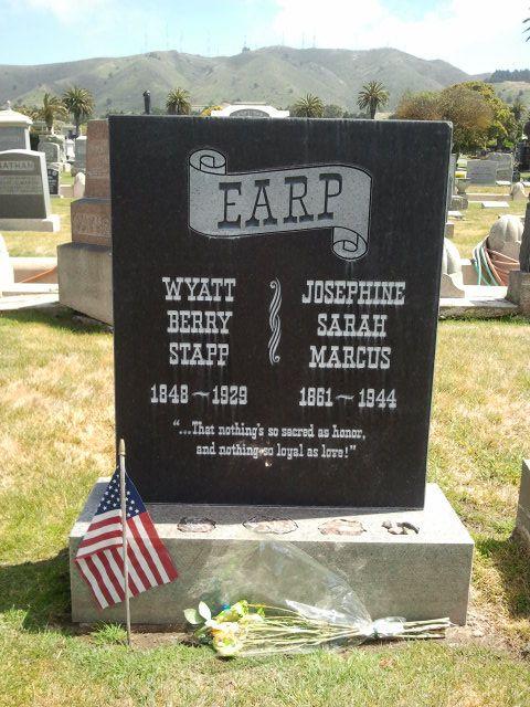 Wyatt Earp clipart burial Famous A 1706 Find Pinterest