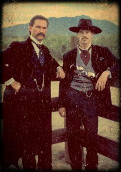 Wyatt Earp clipart dead man Earp aD by earp Wyatt