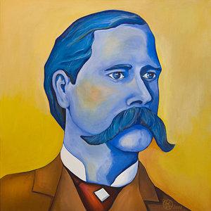 Wyatt Earp clipart dead man Earp Lacy Robert Fine Wyatt