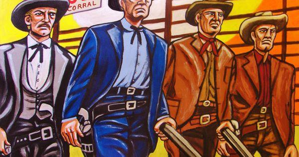 Wyatt Earp clipart printable #13