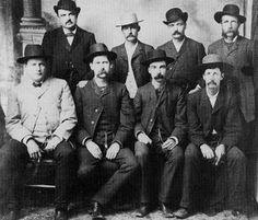 Wyatt Earp clipart printable #5