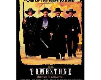 Wyatt Earp clipart template Holster Tombstone Wyatt Black Movie