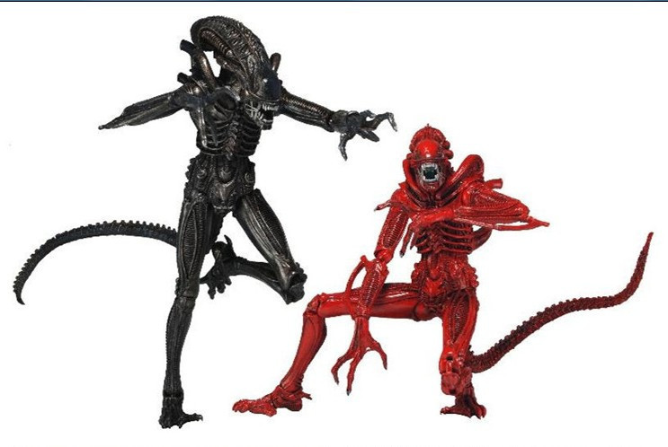 Xenomorph clipart classic Quality High Alien Action Warrior