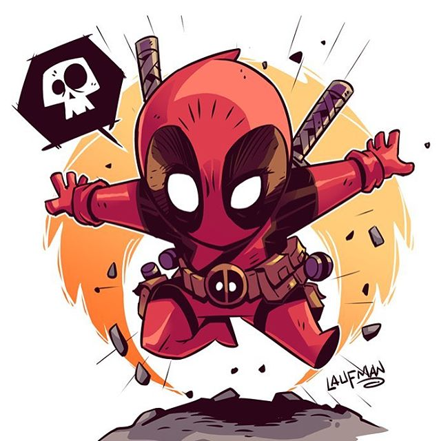 Xenomorph clipart deadpool See Who's pumped! going Influencer