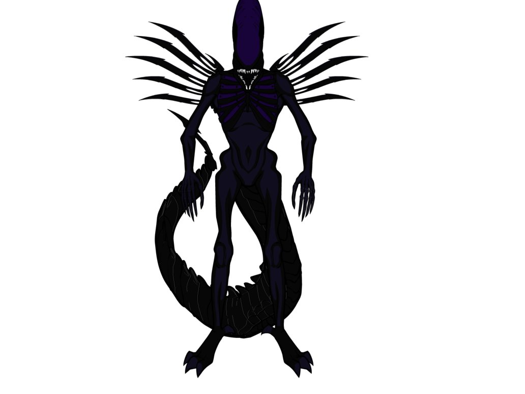 Xenomorph clipart deviantart By Xenomorph (Alien) DeviantArt Xenomorph