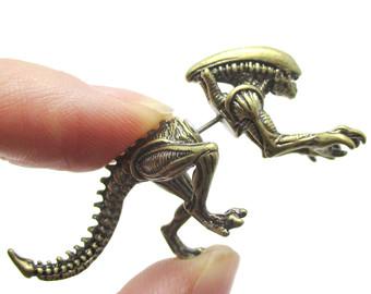 Xenomorph clipart dragon Realistic Alien Etsy vs Gauge