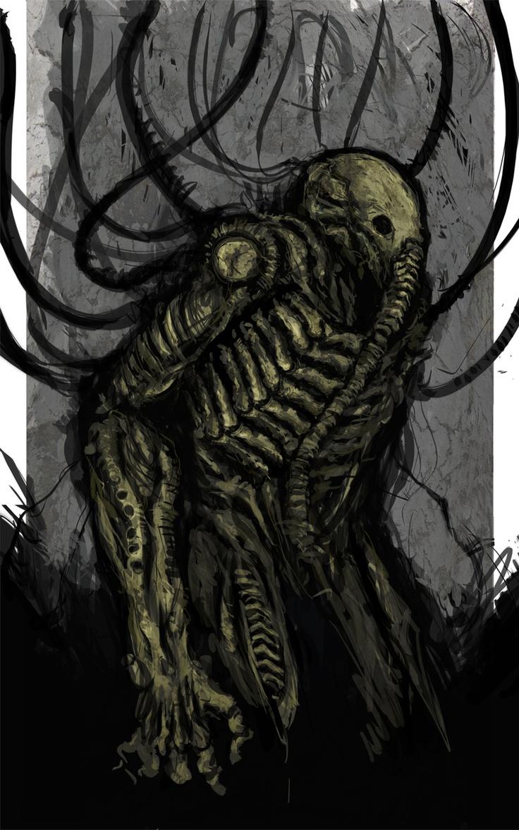 Drawn predator engineer Pinterest Fan on Forum Prometheus