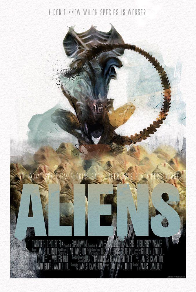 Xenomorph clipart male Aliens Schilder Pinterest 253 Mark