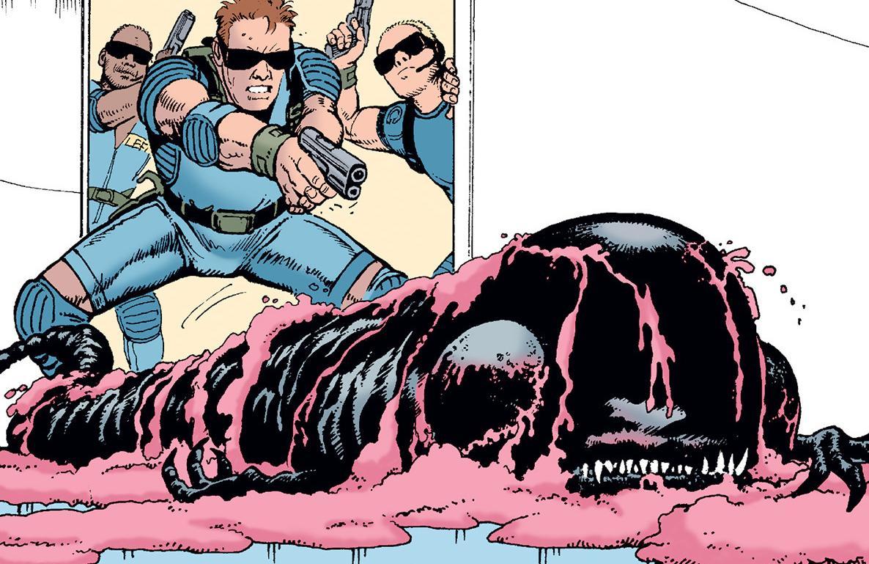 Xenomorph clipart male Latest (Character) Comic Bodyburster Vine
