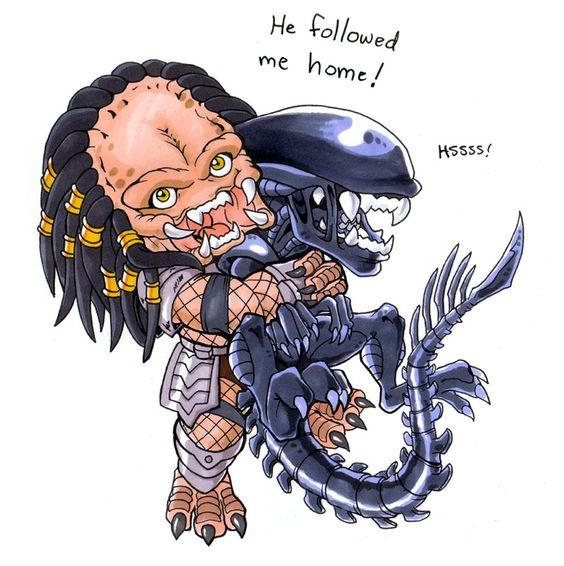 Xenomorph clipart male Favorite I'LL protagonist (he/him/his) BRIDGE