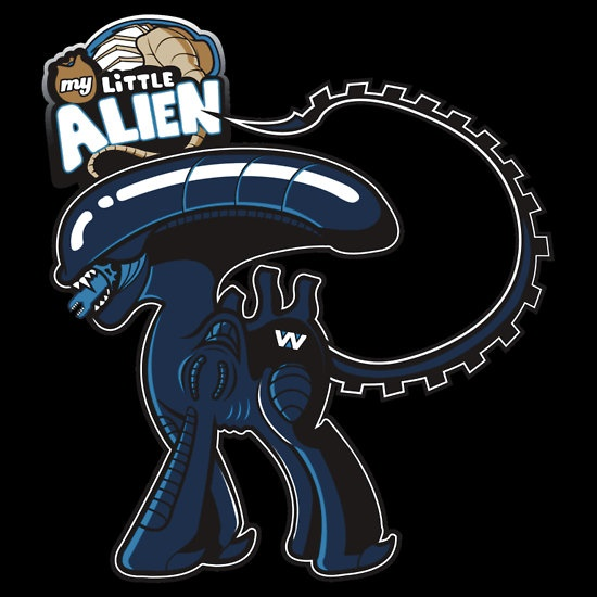 Xenomorph clipart movie Pinterest Complete Weyand a mark