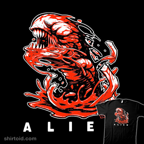 Xenomorph clipart movie #aliens #film #chestburster movie #