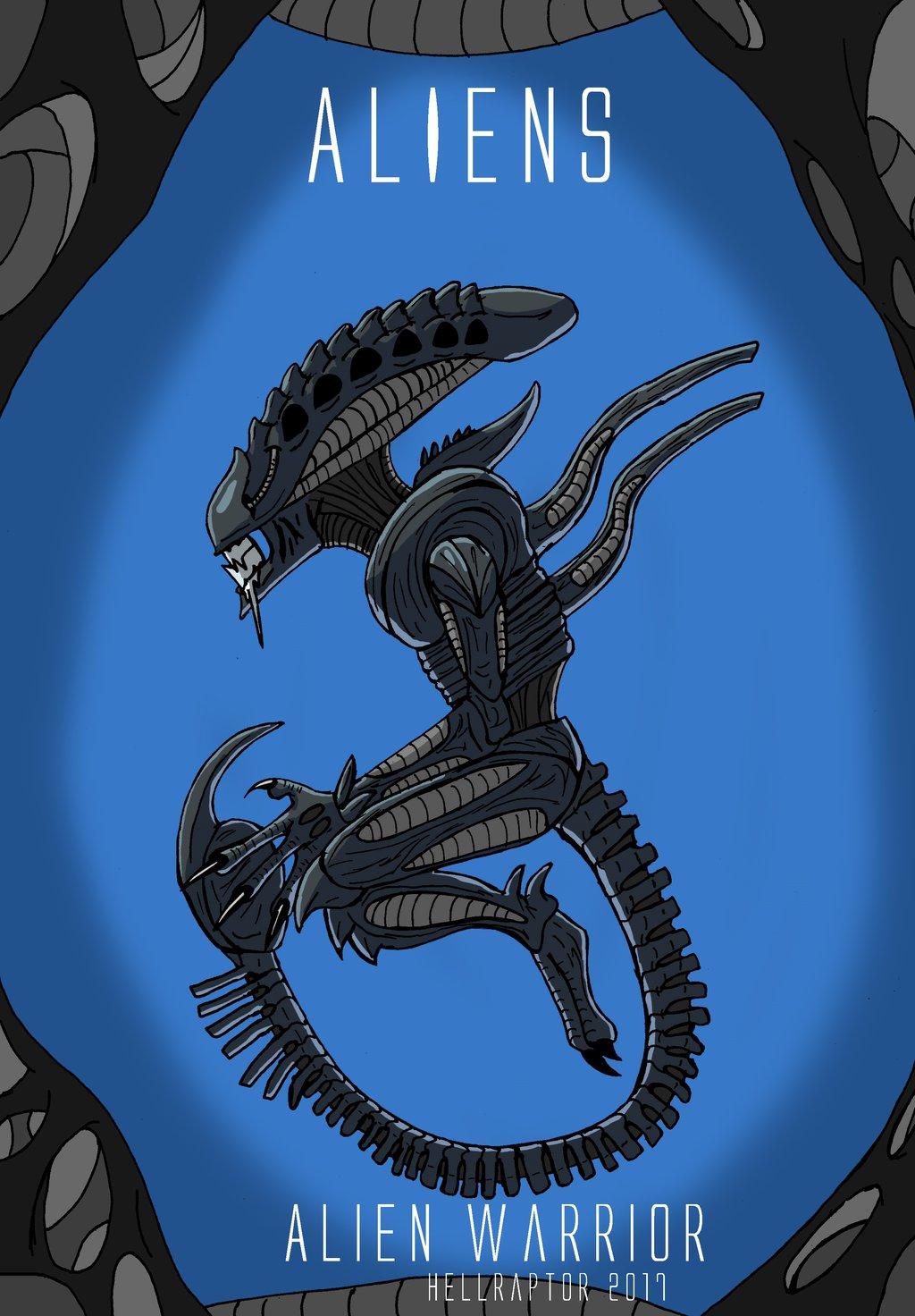 Xenomorph clipart raptor DeviantArt 39 on Alien AVP