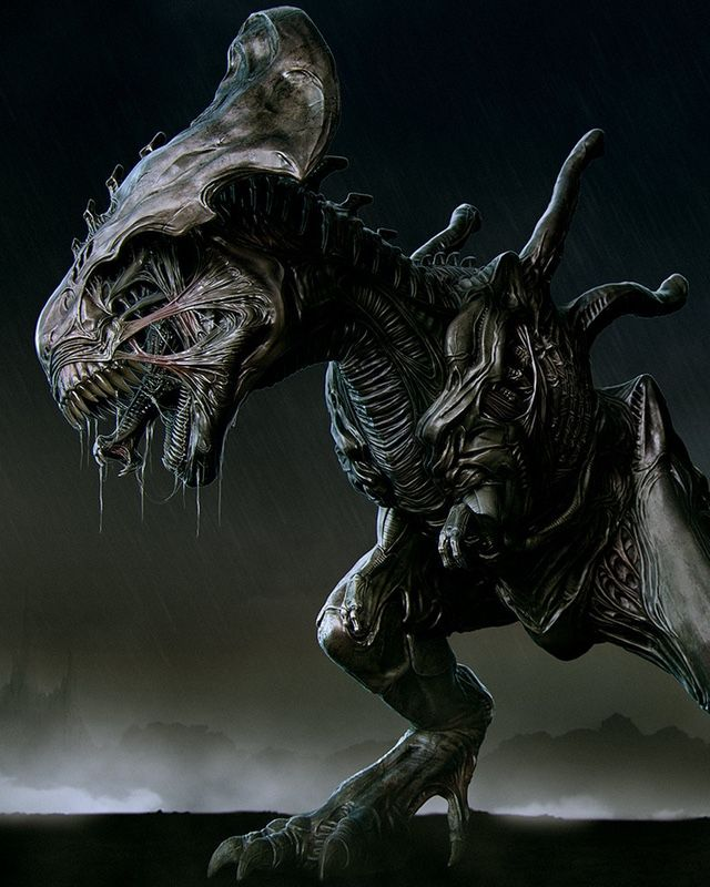 Xenomorph clipart raptor Xenomorph Xenomorph Rex Than Best