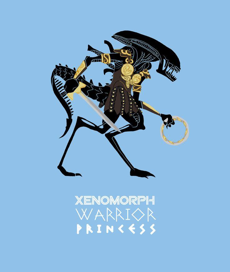 Xenomorph clipart raptor On best Xenomorph Voices with