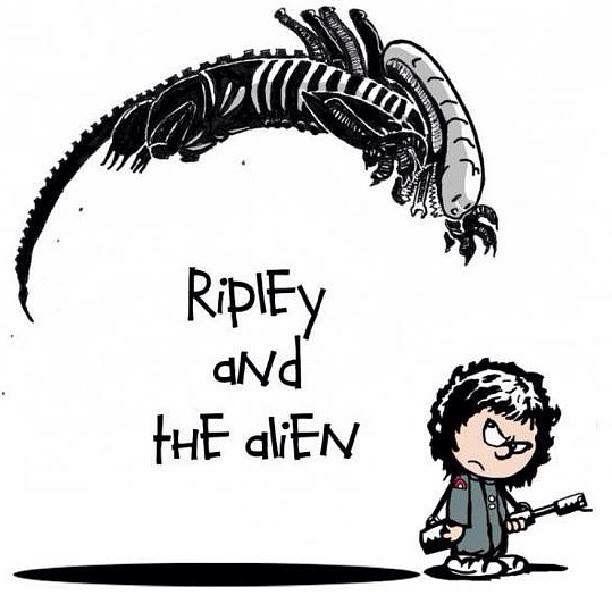 Sci Fi clipart grey alien #8