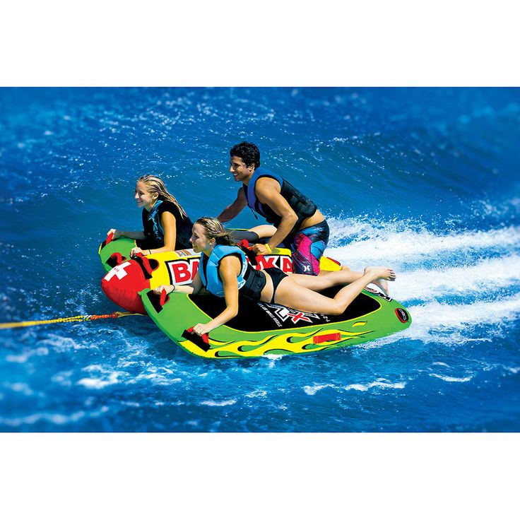 Yacht clipart water tubing On Rider Sports Raft 4