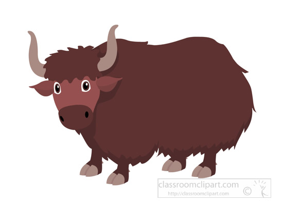 Yak clipart For Pictures Search Clipart Graphics