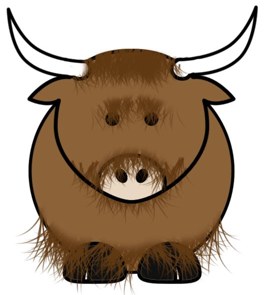 Yak clipart animated Cartoon best clipart Buscar Pinterest