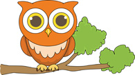 Yak clipart tree For Search owl  horned
