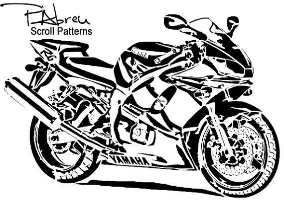 Yamaha clipart Line on Fretwork Pinterest about