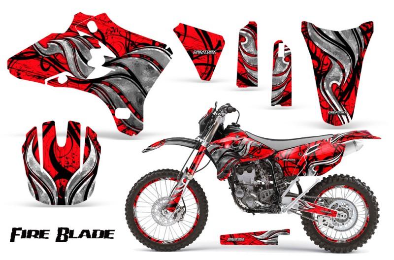 Yamaha clipart dirt bike Suzuki 05 WR450 YZ250 Decals