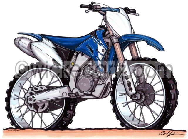 Yamaha clipart dirt bike Yamaha Bike Dirt