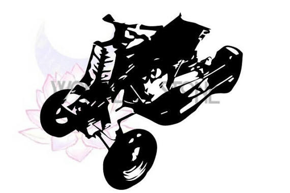 Yamaha clipart drag racing Yamaha Yamaha WonderstoneDesigns  Digital