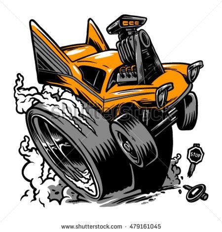 Yamaha clipart drag racing Drag car Stock tire Race