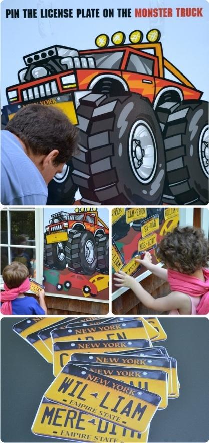 Yamaha clipart monster truck tire Best game party Monster Pinterest