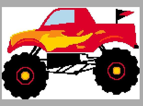 Yamaha clipart monster truck tire