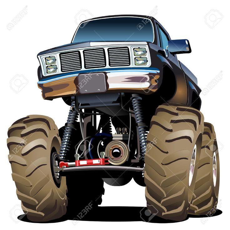 Yamaha clipart monster truck tire Trucks 104 Clipart Mud Pinterest