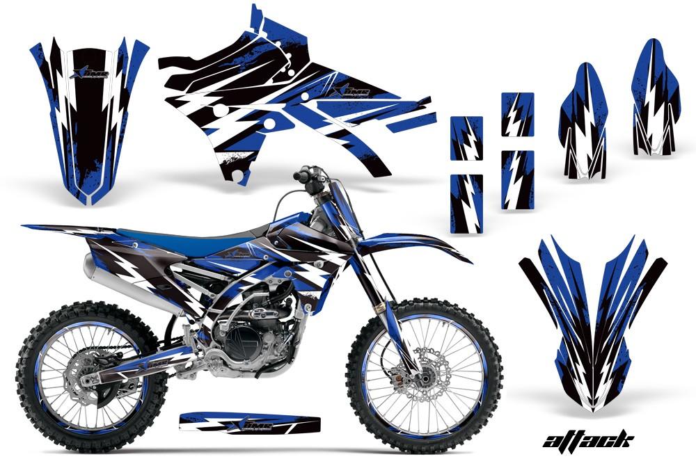 Yamaha clipart motocross Blue YZF250/450 Motocross Attack Yamaha