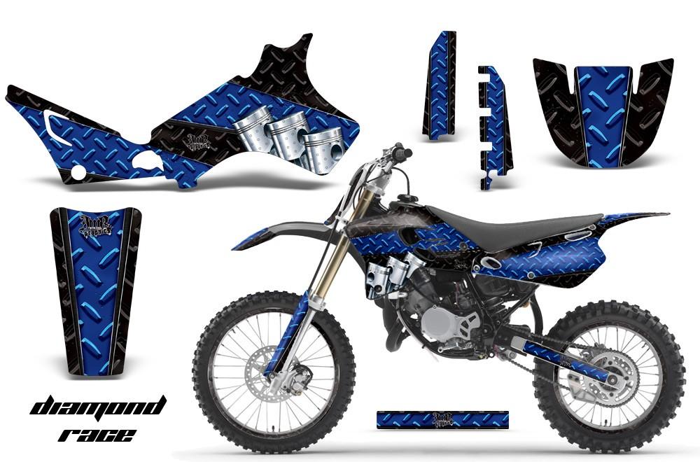 Yamaha clipart motocross '01 YZ80 Motocross Race Honda