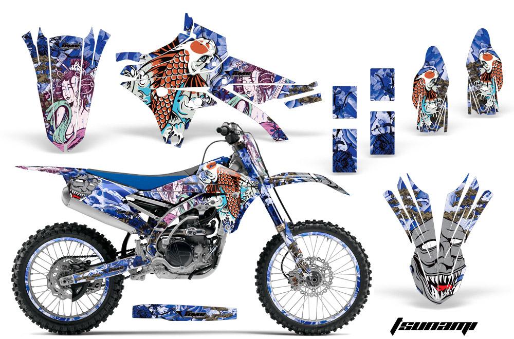 Yamaha clipart motocross YZ MX 2014 Graphic YZ450F