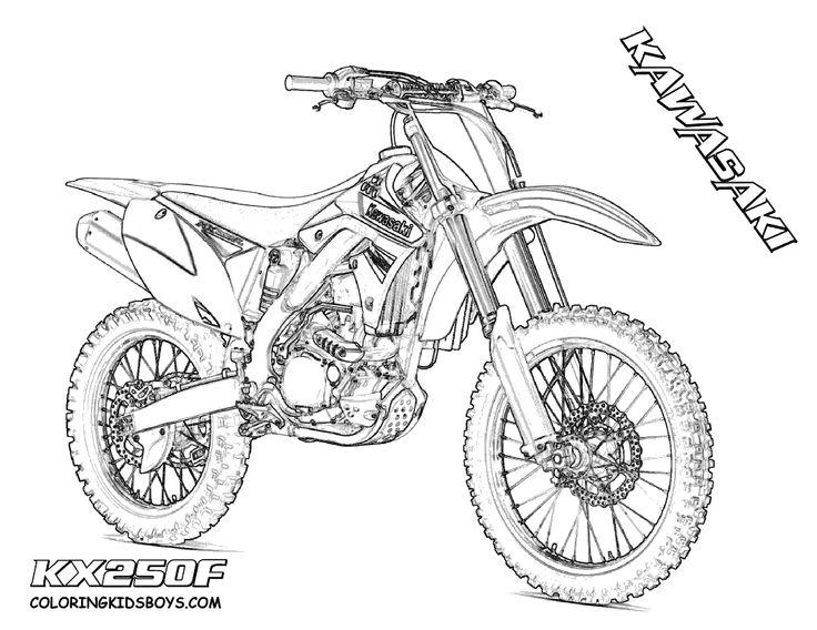 Yamaha clipart motocross helmet Best Bike Bike Outline bike