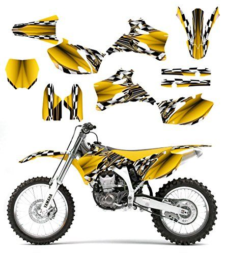 Yamaha clipart motocross helmet Allmotorgraphics on by YZ250F YZ450F