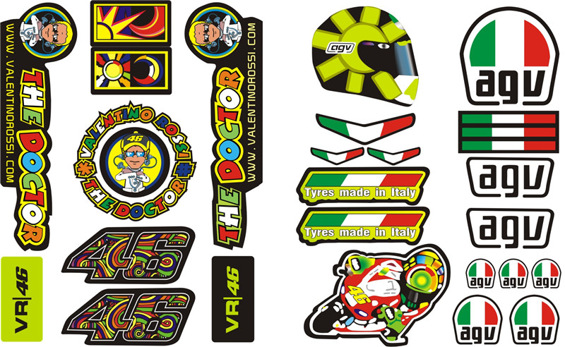 Yamaha clipart motocross helmet Shopping/Buy Rossi Yamaha For Kawasaki