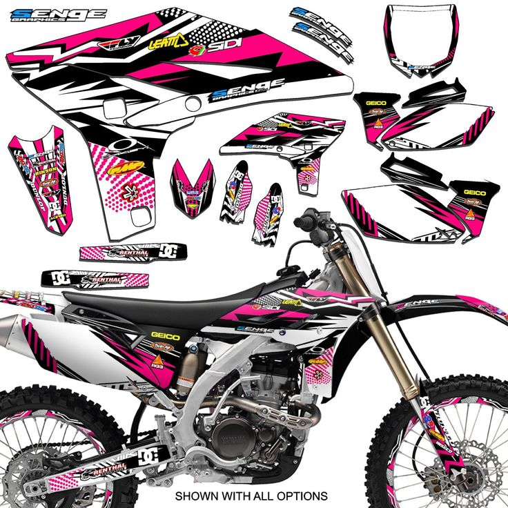 Yamaha clipart motocross helmet Decals things Deco 2009 on