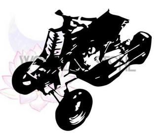 Yamaha clipart motor racing Tools UK Digital File Drag