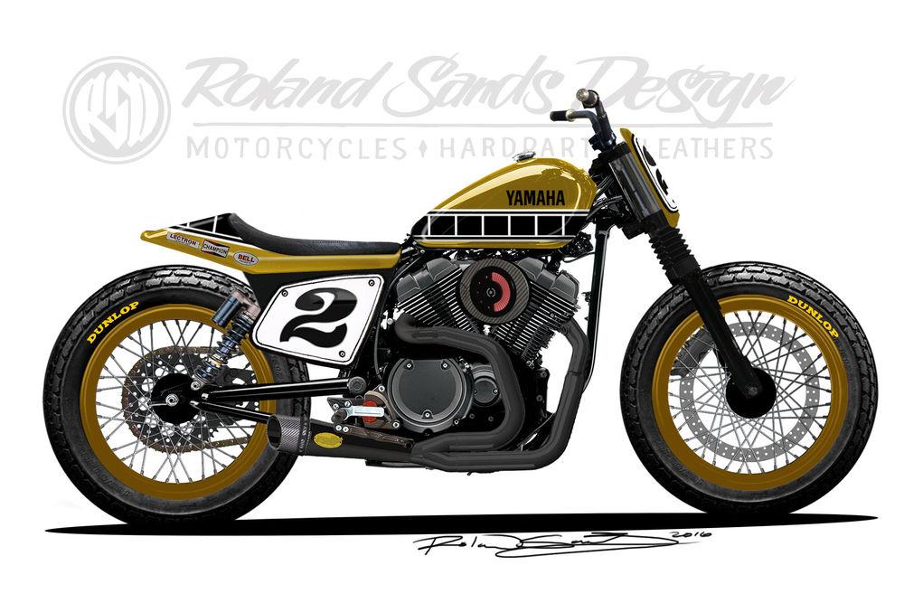 Yamaha clipart motorcycle Tracer Bolt Flat Heroes Tracker