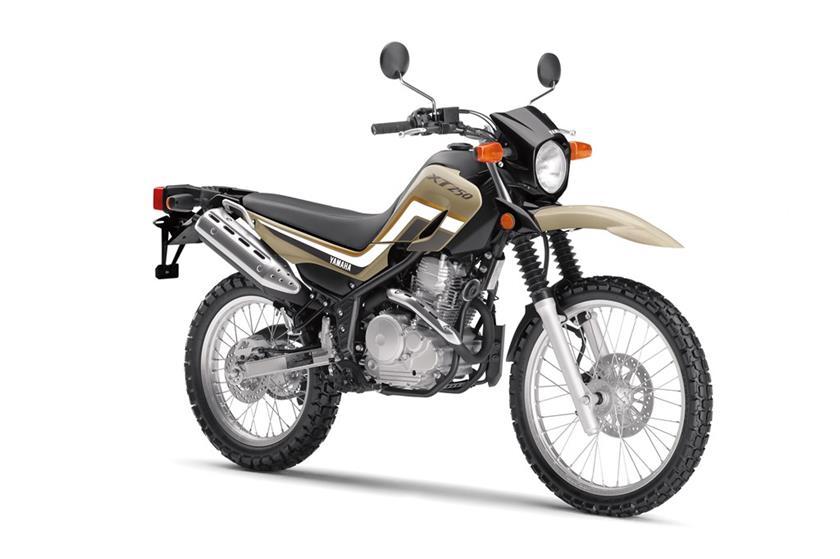 Yamaha clipart motorcycle XT250 Dual Yamaha Motorcycle Model
