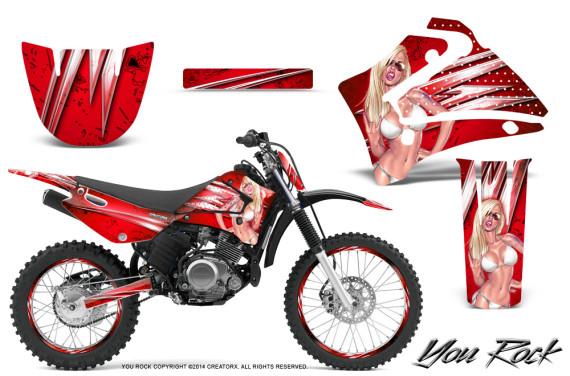 Yamaha clipart red 2016 CreatorX ATV Graphics &
