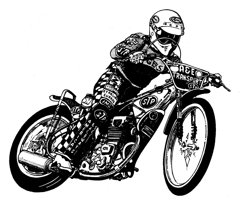 Yamaha clipart speedway Cars & graphic bikes Cars