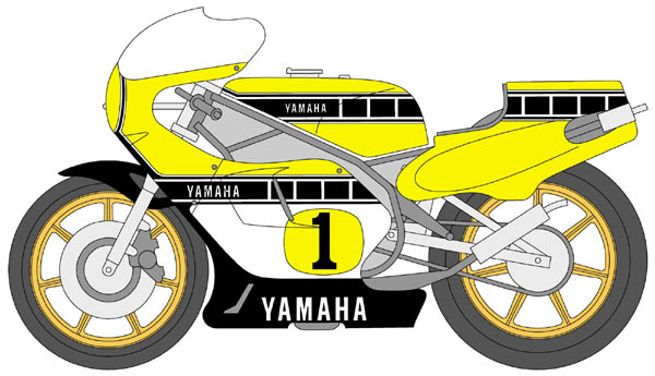 Yamaha clipart team yamaha Team Roberts index Kit Kenny