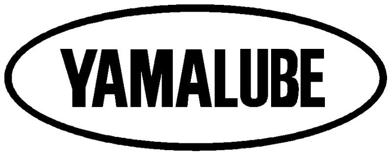 Yamaha clipart yamalube GRAPHICS DECAL DECAL YAMALUBE (OVAL)