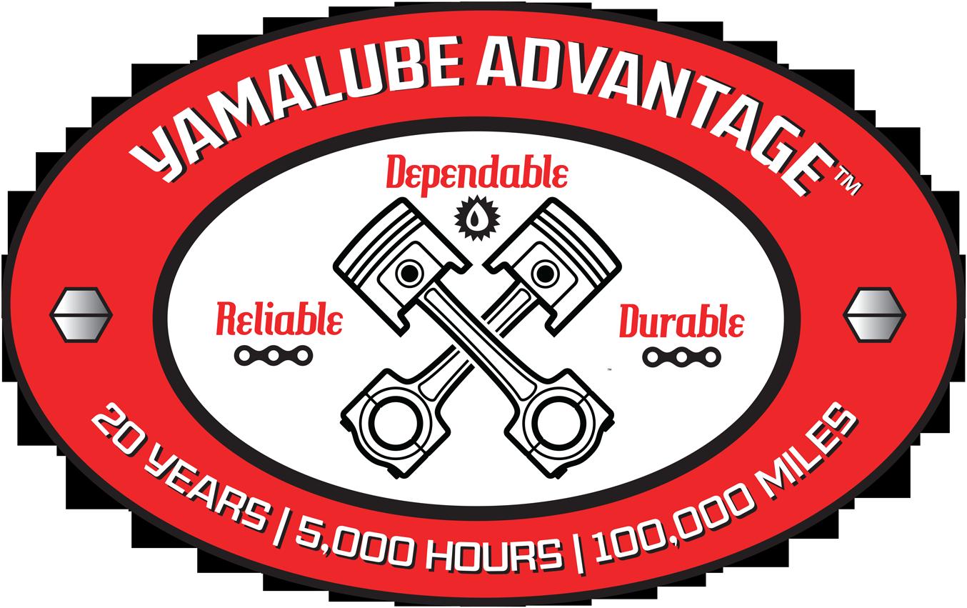 Yamaha clipart yamalube Yamaha Yamalube The Advantage™ Yamalube
