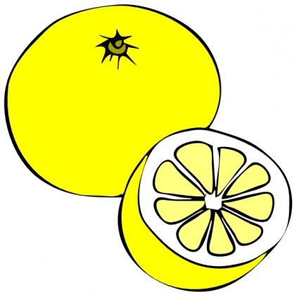 Yellow clipart #9