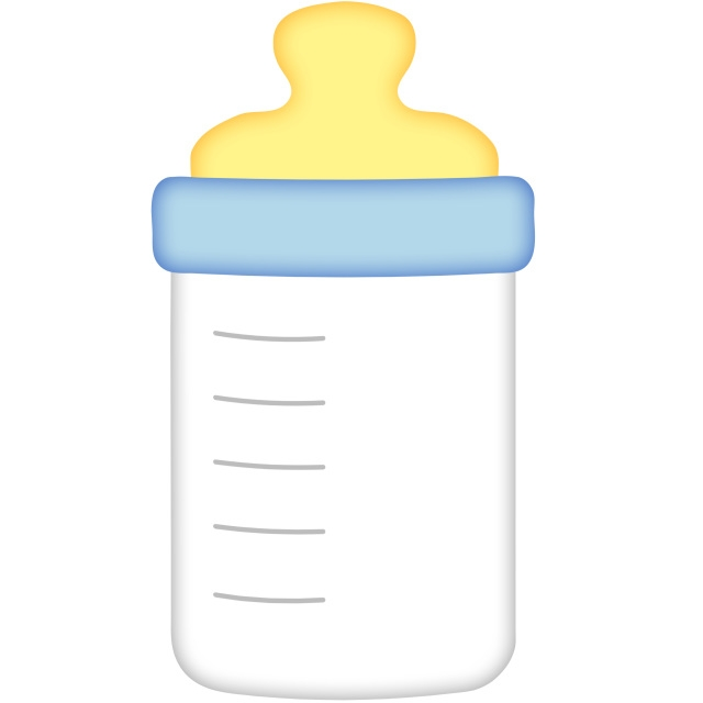 Yellow clipart baby bottle Bottle clipart Baby clipartsgram Baby
